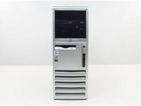 HP Compaq dc7700p CMT felújított használt számítógép - 1604378