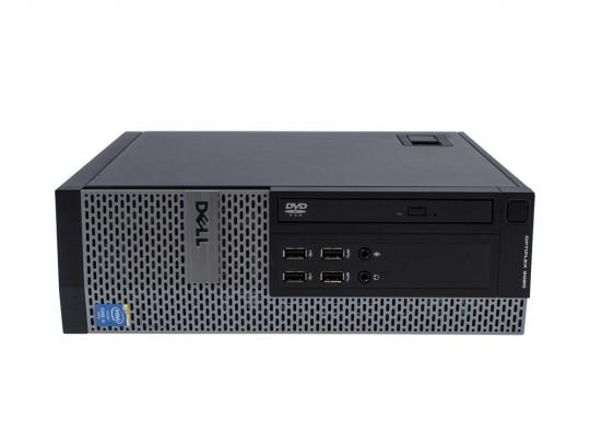 Dell OptiPlex 9020 SFF felújított használt számítógép, Intel Core i5-4590, HD 4600, 4GB DDR3 RAM, 500GB HDD - 1604426 #2