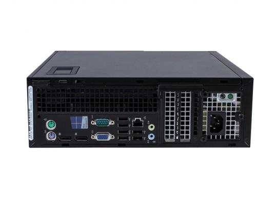 Dell OptiPlex 9020 SFF felújított használt számítógép, Intel Core i5-4590, HD 4600, 4GB DDR3 RAM, 500GB HDD - 1604426 #4