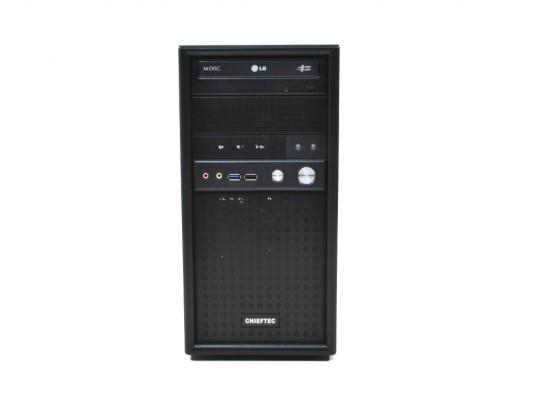 """Furbify Gamer PC """"Basic_Base"""" - ASUS H87M-PLUS + GT 1030 2GB felújított használt számítógép, Intel Core i5-4570, GT 1030 Low Profile 2G, 8GB DDR3 RAM, 120GB SSD, 320GB HDD - 1604439 #2"""