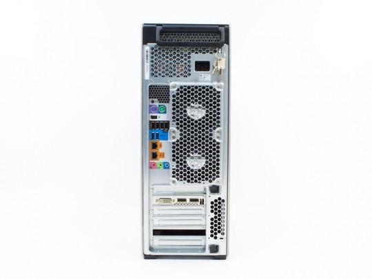 HP Z620 Workstation felújított használt számítógép, Xeon E5-1620, NVS 510, 16GB DDR3 RAM, 128GB SSD - 1604520 #2