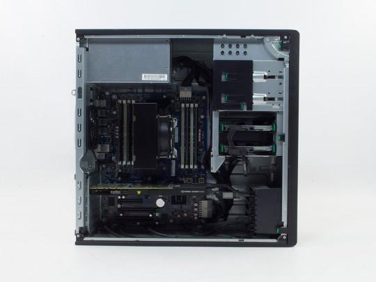 HP Z440 Workstation felújított használt számítógép, Xeon E5-1620 v3, FirePro V3900 1GB, 16GB DDR4 RAM, 500GB HDD - 1604564 #2