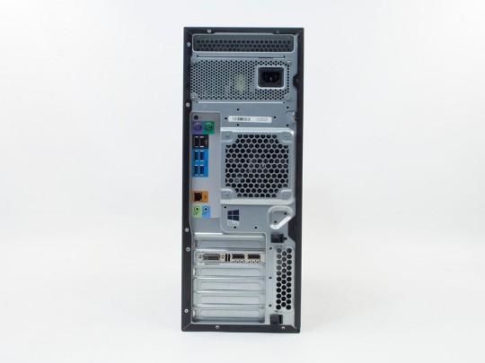HP Z440 Workstation felújított használt számítógép, Xeon E5-1620 v3, FirePro V3900 1GB, 16GB DDR4 RAM, 500GB HDD - 1604564 #3