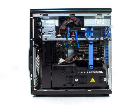 Dell Precision 690 Workstation felújított használt számítógép, Xeon 5080, Quadro FX 3450, 8GB DDR3 RAM, 320GB HDD - 1604621 #3