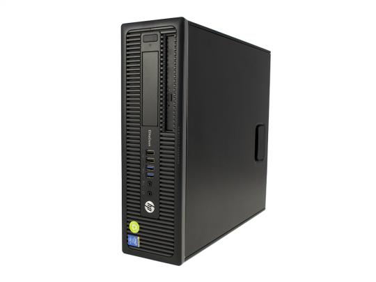 HP EliteDesk 800 G2 SFF + GTX 1050 Ti 4GT LP felújított használt számítógép, Intel Core i5-6500, HD 530, 8GB DDR4 RAM, 240GB SSD - 1604744 #4