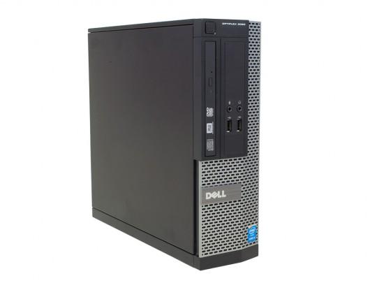 Dell OptiPlex 3020 SFF felújított használt számítógép, Intel Core i3-4130, HD 4400, 4GB DDR3 RAM, 240GB SSD - 1604764 #2