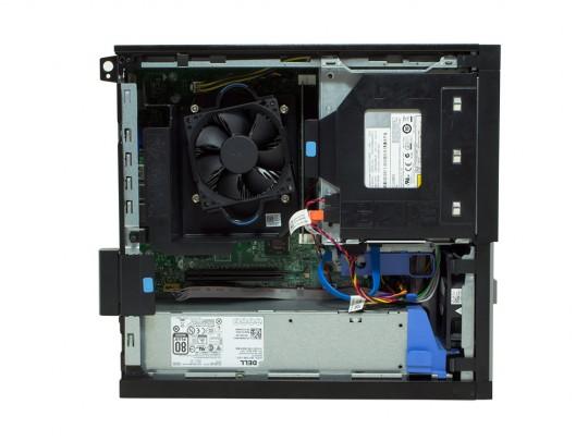 Dell OptiPlex 3020 SFF felújított használt számítógép, Intel Core i3-4130, HD 4400, 4GB DDR3 RAM, 240GB SSD - 1604764 #3