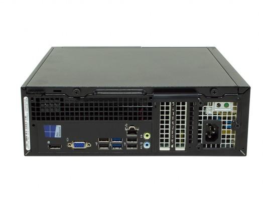 Dell OptiPlex 3020 SFF felújított használt számítógép, Intel Core i3-4130, HD 4400, 4GB DDR3 RAM, 240GB SSD - 1604764 #4