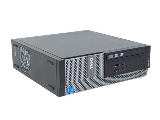 Dell OptiPlex 3020 SFF felújított használt számítógép, Intel Core i3-4130, HD 4400, 4GB DDR3 RAM, 240GB SSD - 1604764 #1