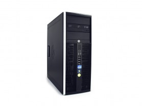 HP Compaq 8300 Elite CMT + GTX 1050 Ti 4GB felújított használt számítógép - 1604854