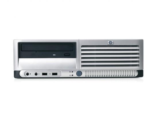 HP Compaq dc7700 SFF felújított használt számítógép, C2D E6400, 4GB DDR2 RAM, 160GB HDD - 1604876 #1
