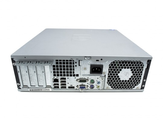 HP Compaq dc7900 SFF felújított használt számítógép, C2D E7300, Intel GMA, 4GB DDR2 RAM, 250GB HDD - 1605049 #5