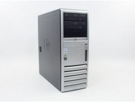 HP Compaq dc7700p CMT felújított használt számítógép - 1605126