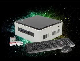 Intel NUC5i5MYHE Mini PC pack