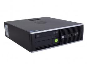 HP Compaq 6300 Pro SFF felújított használt számítógép - 1605239