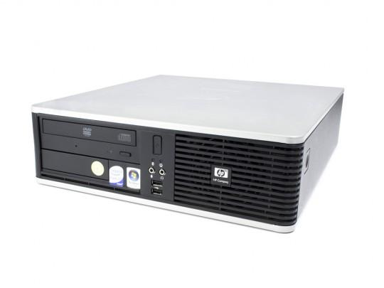 HP Compaq dc7900 SFF felújított használt számítógép, C2D E8400, GMA 4500, 4GB DDR2 RAM, 120GB SSD - 1605258 #1