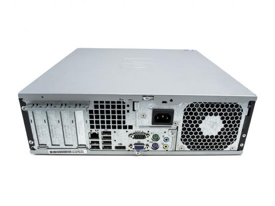 HP Compaq dc7900 SFF felújított használt számítógép, C2D E8400, GMA 4500, 4GB DDR2 RAM, 120GB SSD - 1605258 #5