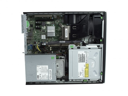 HP Compaq 6005 Pro SFF felújított használt számítógép, Phenom X2 B55, Radeon HD 4200, 4GB DDR3 RAM, 240GB SSD - 1605259 #3