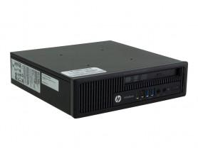 HP EliteDesk 800 G1 USDT felújított használt mini számítógép - 1605277
