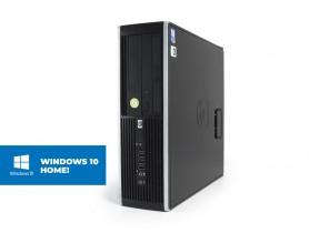HP Compaq 6300 Pro SFF + MAR Windows 10 HOME felújított használt számítógép - 1605351
