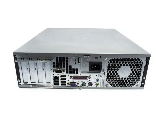 HP Compaq dc7800 SFF felújított használt számítógép, C2D E8400, Intel HD, 4GB DDR2 RAM, 160GB HDD - 1605387 #4