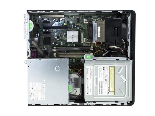 HP Compaq dc7800 SFF felújított használt számítógép, C2D E8400, Intel HD, 4GB DDR2 RAM, 160GB HDD - 1605388 #5