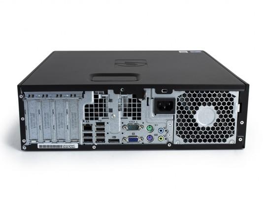 HP Compaq 8000 Elite SFF felújított használt számítógép, C2Q Q9505, GMA 4500, 4GB DDR3 RAM, 320GB HDD - 1605437 #4
