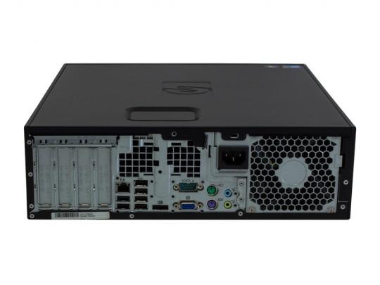 HP Compaq 8100 Elite SFF felújított használt számítógép, Intel Core i5-650, Intel HD, 4GB DDR3 RAM, 120GB SSD - 1605455 #2