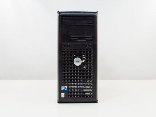 Dell OptiPlex 760 T felújított használt számítógép, C2D E8600, GMA 3000, 4GB DDR2 RAM, 250GB HDD - 1605538 #1