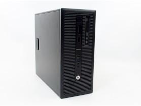 HP EliteDesk 800 G1 Tower + GT 1030 OC LP Számítógép - 1606093