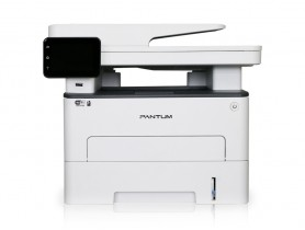 "PANTUM M7300FDW, 33 A4/min, Black, Duplex, LAN / WiFi / NFC / USB, Fax, DADF, 3,5"" Touch.LCD Nyomtató - 1660051"