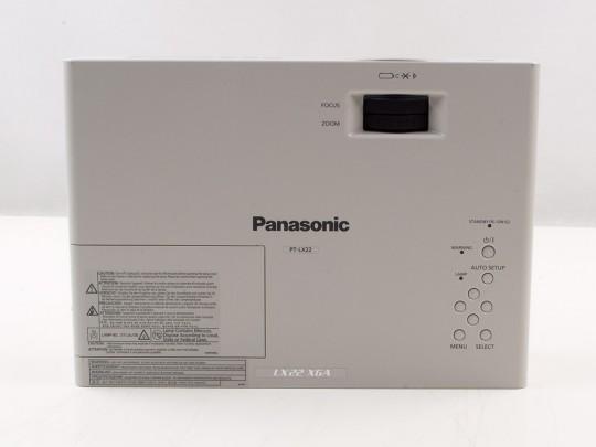 Panasonic LX22 XGA Projektor - 1680023 (használt termék) #3