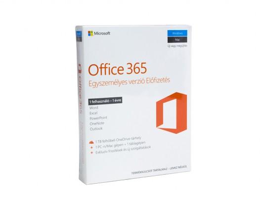 Microsoft Office 365 Personal (1 year licence) Szoftver - 1820005 #2