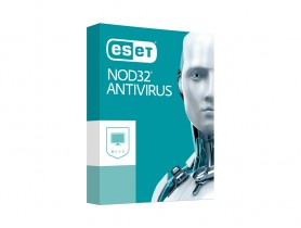 ESET NOD32 - 1 year - 2 PC - box