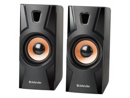 Defender Reproduktor Aurora S8, 2.0, 8W, Black, Volume Control, Hangszóró - 1840026 #1