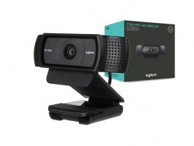 Logitech C920 Pro HD Webcam - Boxed