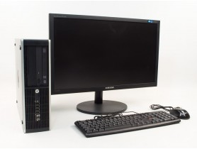 "HP Compaq 8300 Pro SFF i7 + Samsung  SyncMaster BX2440 24"""