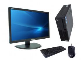 "LENOVO Lenovo ThinkCentre M90p SFF + 22"" Lenovo ThinkVision LT2252p"