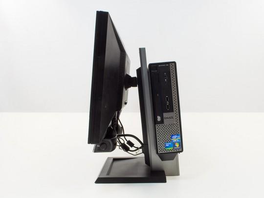 """Dell OptiPlex 790 USDT - All in One - 22"""" Dell P2211H felújított használt számítógép, Intel Core i3-2100, HD 2000, 8GB DDR3 RAM, 128GB SSD, 22"""" (55,8 cm), 1920 x 1080 (Full HD) - 2070146 #2"""