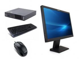 "Lenovo Thinkcentre M73 Tiny + 22"" Monitor ThinkVision L2250p + Billentyűzet..."