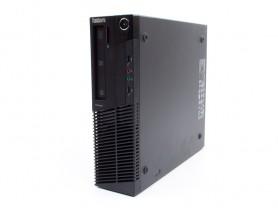 """Lenovo ThinkCentre M91p SFF + 22"""" Monitor HP Compaq LA2205wg felújított használt számítógép - 2070168"""