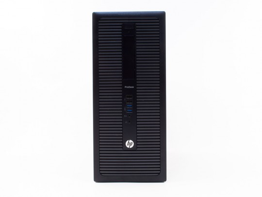"""HP ProDesk 600 G1 TOWER + 21,5"""" HP Z22i Monitor + Webcamera + HP S100 Speaker Bar 2,5W + Billentyűzet és Egér felújított használt számítógép, Intel Core i3-4330, HD 4600, 8GB DDR3 RAM, 120GB SSD, 500GB HDD - 2070178 #2"""