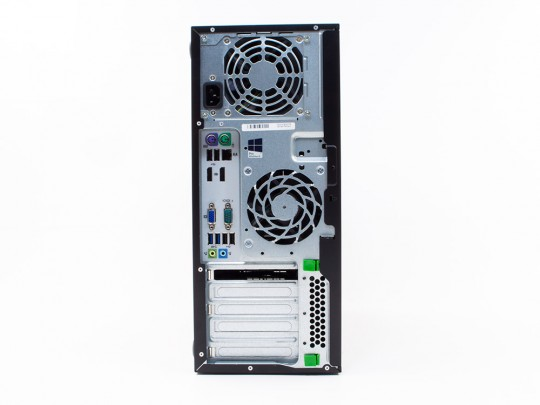 """HP ProDesk 600 G1 TOWER + 21,5"""" HP Z22i Monitor + Webcamera + HP S100 Speaker Bar 2,5W + Billentyűzet és Egér felújított használt számítógép, Intel Core i3-4330, HD 4600, 8GB DDR3 RAM, 120GB SSD, 500GB HDD - 2070178 #8"""