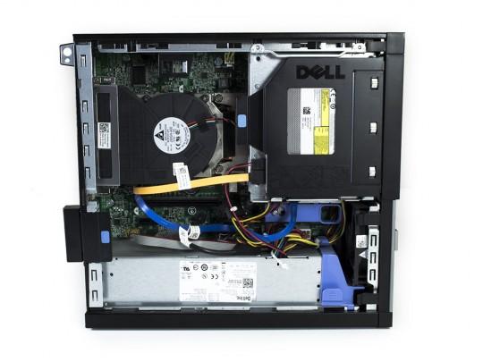 """Dell OptiPlex 390 SFF + 22"""" ThinkVision T2254a + Billentyűzet és Egér + Windows 10 Pro telepítve felújított használt számítógép, Intel Core i3-2100, HD 2000, 4GB DDR3 RAM, 120GB SSD - 2070180 #7"""
