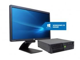 """Lenovo ThinkCentre M92p SFF + 23"""" HP E231 Monitor + MAR Windows 10 HOME"""