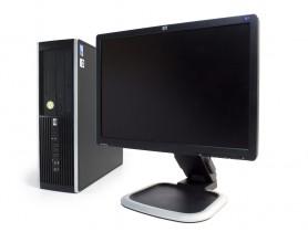 "HP Compaq 8300 Elite SFF + 22"" HP L2245wg Monitor (Quality Silver)"