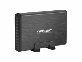 "Natec External box, HDD 3,5"" USB 3.0 Natec Rhino + AC Adapter"