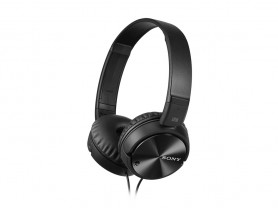 Sony MDR-ZX110NA, Noise Canceling, Black Headset - 2280001
